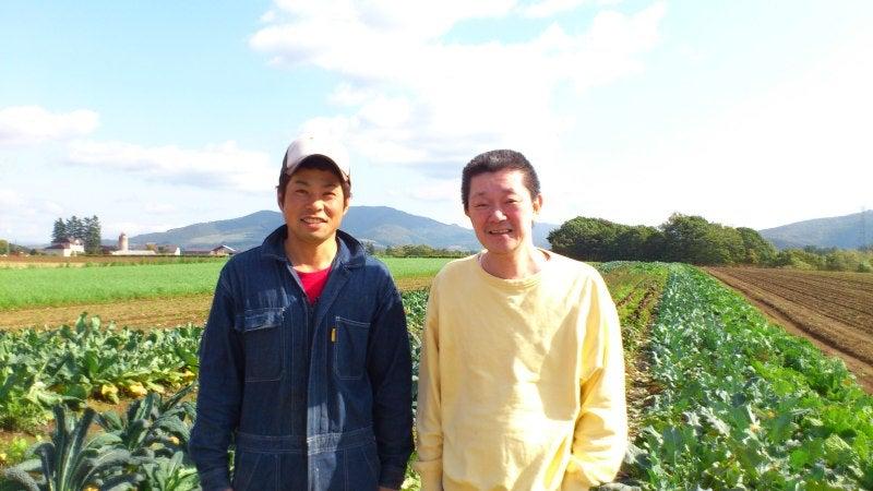 食べて飲んで観て読んだコト+レストラン・カザマ-三野農園の三野さんと一緒に