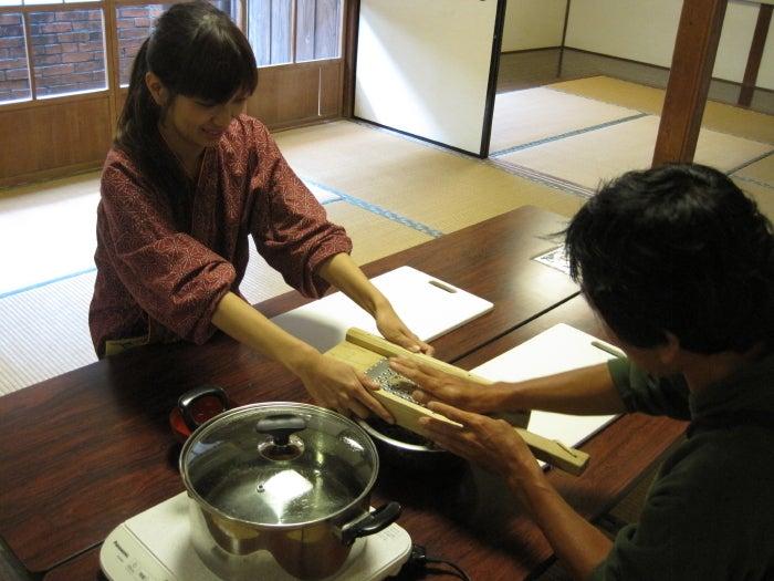 歩き人ふみの徒歩世界旅行 日本・台湾編-六兵衛体験