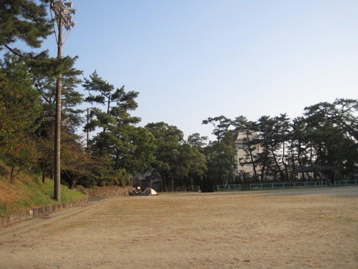 歩き人ふみの徒歩世界旅行 日本・台湾編-テント場1