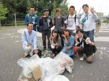 $ゴミュニケーション活動ブログ-5班の記念撮影