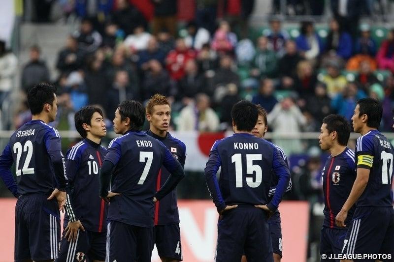 サッカー日本代表 ブルガリアと対戦 5月30日