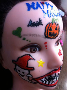 IN 和歌山 室内スケートパーク Pyxis-hallowen1
