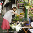 お花屋さんと菊井彰子…