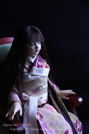 Mayu's doll-No63 「紫苑」