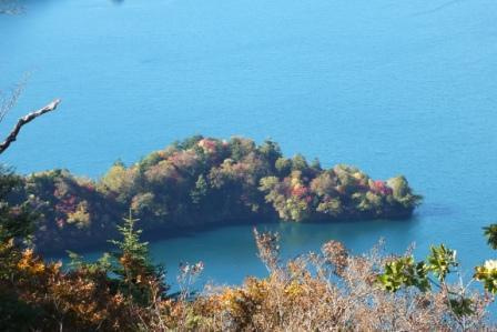 中禅寺湖&八丁出島