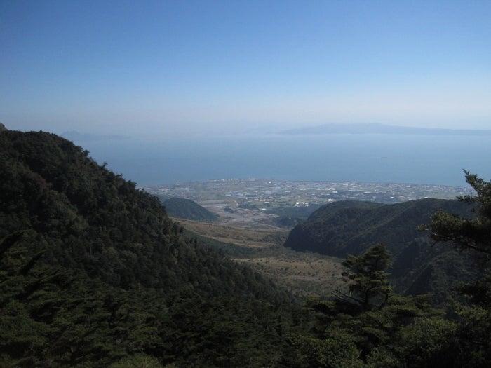 $歩き人ふみの徒歩世界旅行 日本・台湾編-峠より
