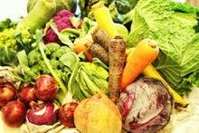 食べて飲んで観て読んだコト+レストラン・カザマ-三野さんの野菜