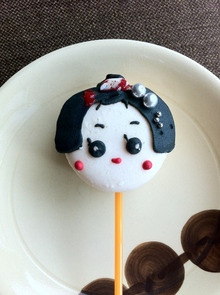 $MAKOTO  Gion KYOTOのブログ-舞妓さんマカロン