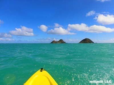 ラニカイの双子島に行くツアー♪2