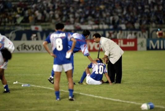 ドーハの悲劇 ワールドカップ アジア最終予選 サッカー日本代表とブラジルワールドカップへの準備