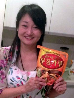 おいしいk韓国サロン