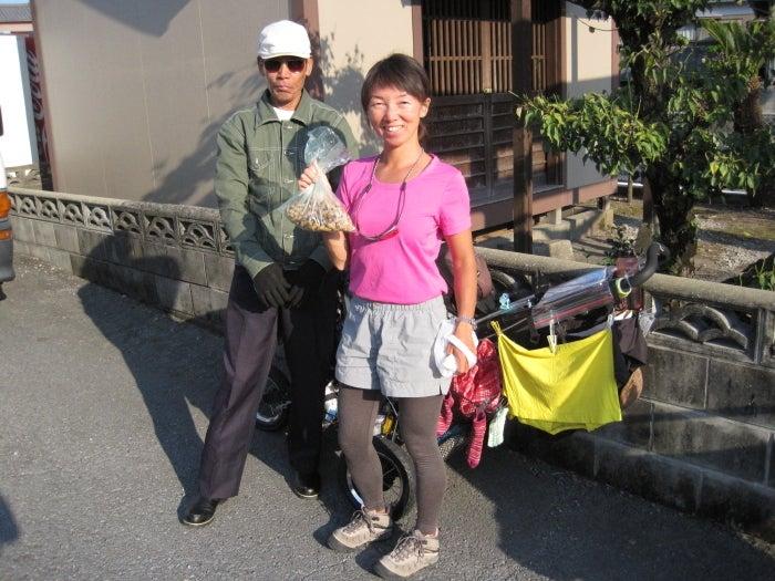 歩き人ふみの徒歩世界旅行 日本・台湾編-ピーナッツ