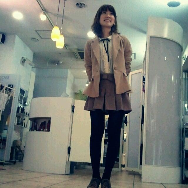 KISEI長町店STAFFブログ秋服コーデ第一弾コメント