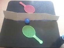 三度目で結(ユウ)-お手製卓球セット
