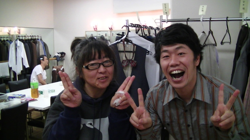 おまけ道@琵琶湖畔で実家生活♪ポテチンっ♪-20121024wed