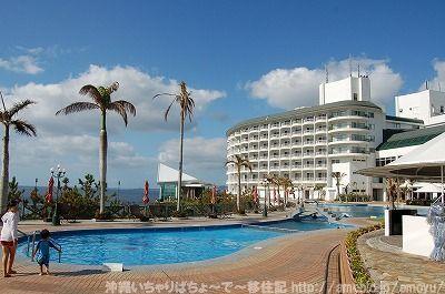 沖縄いちゃりばちょ~で~移住記-沖縄かりゆしビーチリゾート・オーシャンスパ