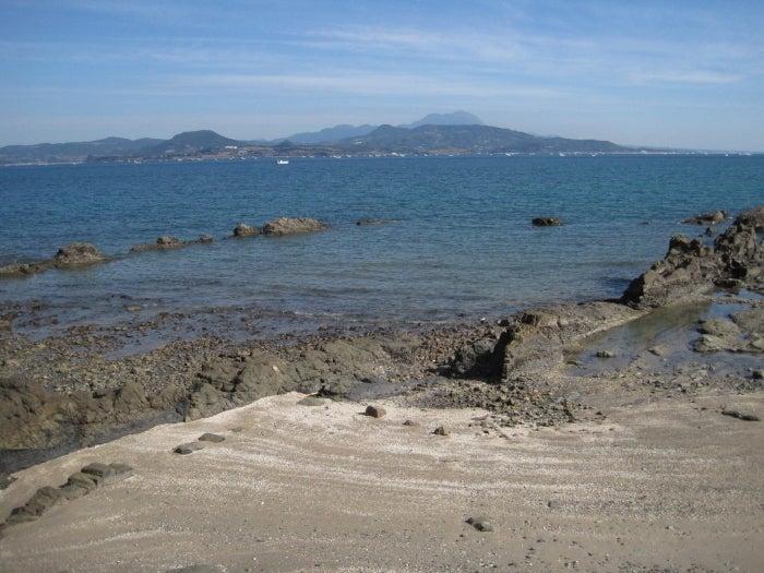 歩き人ふみの徒歩世界旅行 日本・台湾編-海の向こうの島原
