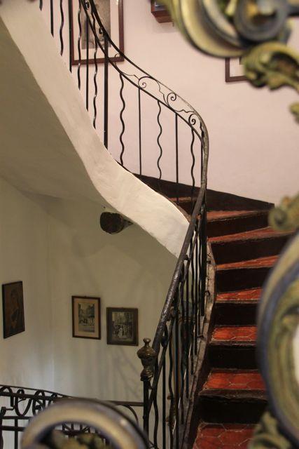 $プロヴァンス発 南フランス暮らし365日-階段