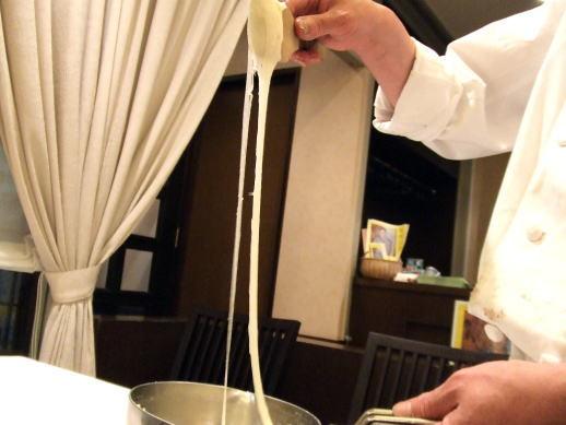 食べて飲んで観て読んだコト+レストラン・カザマ-アリゴ