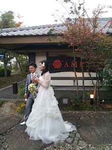 奈良で大活躍中!! ウエディングプランナー&コーディネーター日記-結婚式 プロデュース