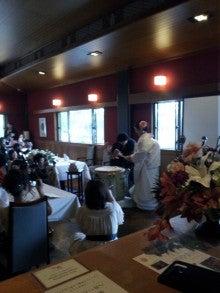 奈良で大活躍中!! ウエディングプランナー&コーディネーター日記-鏡開き レストラン