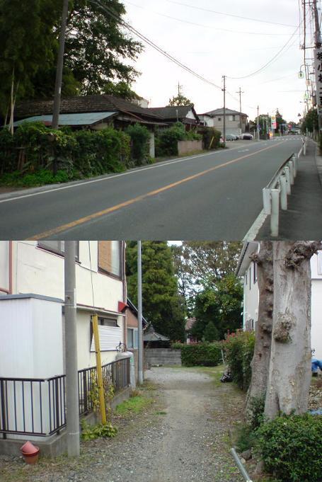 街や交通網の盛衰を記録する....警「美」報 告 書 ☆彡   ▼CAMMIYA-上福岡121028117