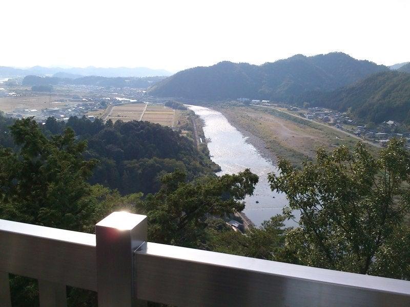 小倉公園展望台より