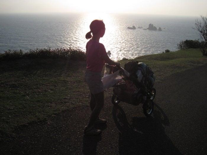 歩き人ふみの徒歩世界旅行 日本・台湾編-天草灘