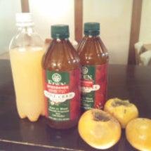 今年も柿酢を作りまし…
