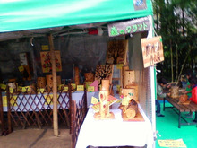 コミュニティ・ベーカリー                          風のすみかな日々-木工品