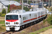 鉄道写真にチャレンジ!-E491系 Easti-E 辰野線検測