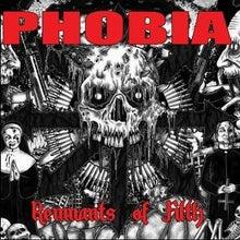 雑音にしか聴こえない音楽~命を削って聴け!~デス、グラインド、ノイズ、スラッシュ~-phobia