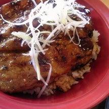 すき家の豚かばやき丼