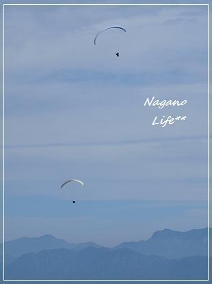 Nagano Life**-パラグライダー