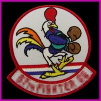 ☆アメ女 BY NATURE☆ - Fighting Cock - 67th Fighter Squadron