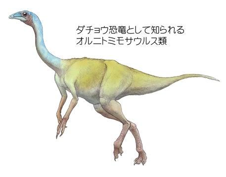 川崎悟司 オフィシャルブログ 古世界の住人 Powered by Ameba-ダチョウ恐竜