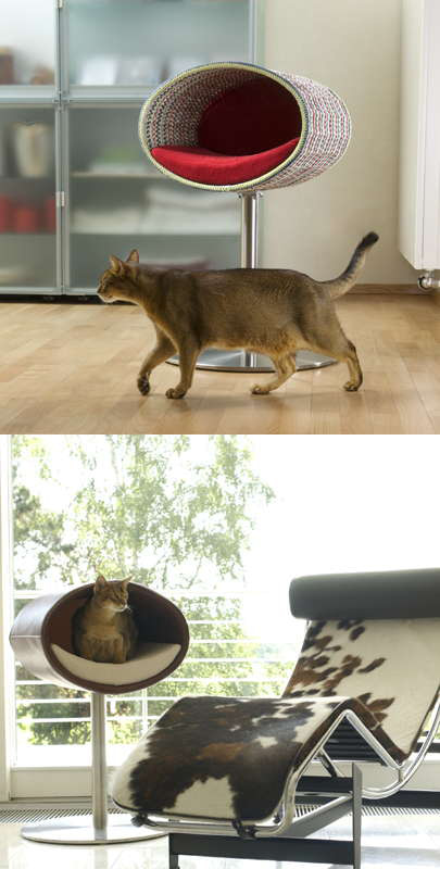 ネコちゃんの海外のおしゃれなインテリア&雑貨アイデア