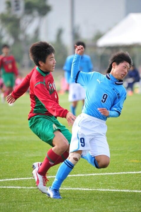 アスランの『レノファ写真館』!!高校サッカー選手権大会 山口県予選コメント