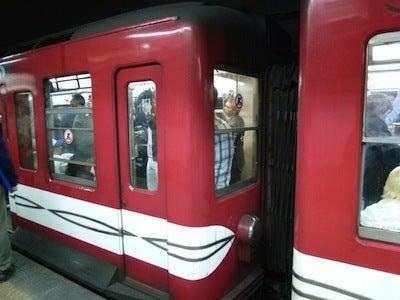 旧丸ノ内線車両