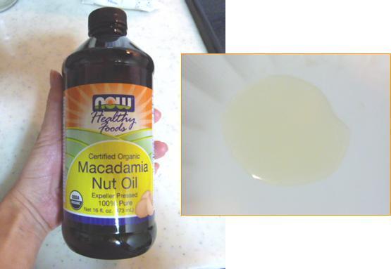 Cherryママのいろいろ日記-Now Foods, Macadamia Nut Oil