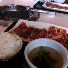 $普段使い食器すっきりアドバイザー須藤のうつわやさんHOTTO通信ブログ-焼き肉ランチ