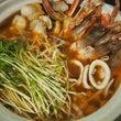 韓国海鮮鍋 ~へムル…