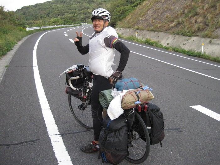 $歩き人ふみの徒歩世界旅行 日本・台湾編-日本一周チャリダー