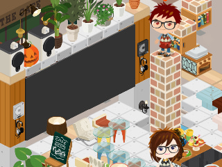 $ピグライフとピグカフェの改造研究室~迷宮のふぐランド