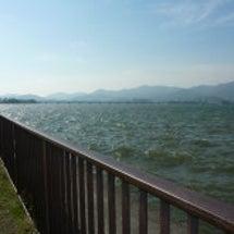 琵琶湖 ブラックバス…