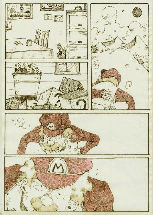 マリオ13