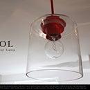 Gol pendant lamp /ゴル ペンダントランプ/デザイン照明 ガラス照明 キッチン照明 カジュアル スチール/Di classeディクラッセ