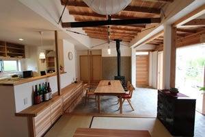 居織建築工舎のブログ-東向陽台