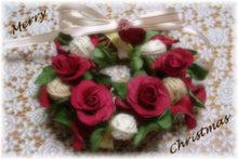 毎日はっぴぃ気分☆-クリスマスリース