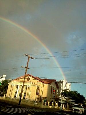 虹のかけら。。。